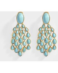Aurelie Bidermann - Cherokee Clip Earrings - Lyst
