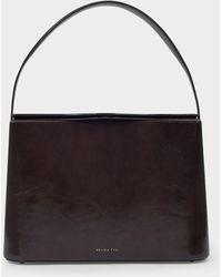 Rejina Pyo Felix Bag In Brown Leather