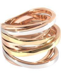 MICHAEL Michael Kors Ring Brilliance - Orange