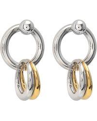 Alexander Wang Mixed Links Earrings - Multicolour