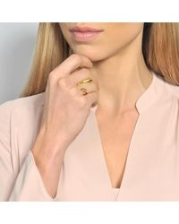 Charlotte Chesnais - Simple Palm Ring - Lyst