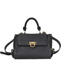 Ferragamo - Sofia Small Bag - Lyst