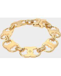 Tory Burch - Gemini Bracelet - Lyst