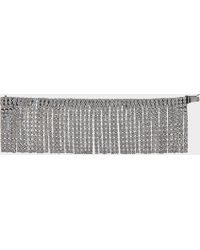 Marc Jacobs - River Bracelet In Antique And Crystal - Lyst