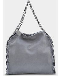 Stella McCartney - Falabella Shaggy Deer Bag - Lyst