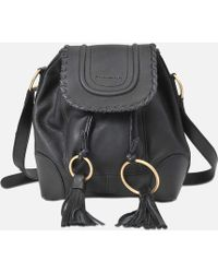 306652f49122 Lyst - See By Chloé Polly Leather Belt Bag