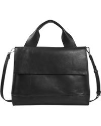 Marni City Pod Double Carry Bag - Black