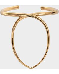 Charlotte Chesnais - Bond Bracelet In Yellow 18k Vermeil - Lyst