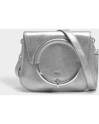 Margherita crossbody bag - Grey Furla 6LviCuNgg