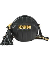 Moschino - Quilted Tambour Bag - Lyst