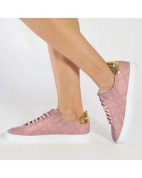 Burberry - Westford Laser Sneaker - Lyst