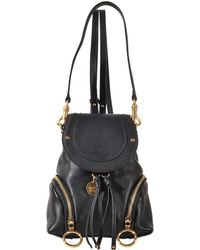 See By Chloé - Olga Small Backpack - Lyst