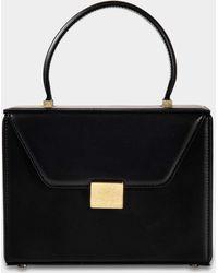 Victoria Beckham Vanity Mini Top Handle - Black