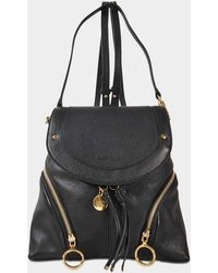 See By Chloé - Olga Medium Backpack - Lyst