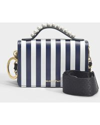 Mother Of Pearl - Jude Stud Handle Bag - Lyst