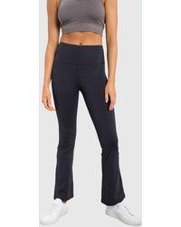 Mono B Classic Yoga Pants - Black