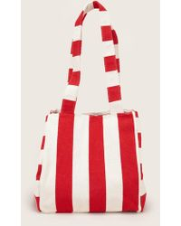 Pieces - Tote Bags - Lyst