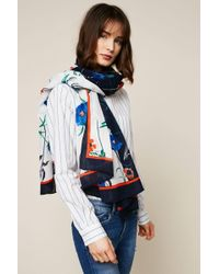 Pepe Jeans - Cheche Scarve - Lyst