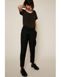 School Rag - Straight-cut Trousers - Lyst