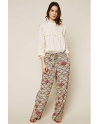 Suncoo | Wide-legged Trousers | Lyst