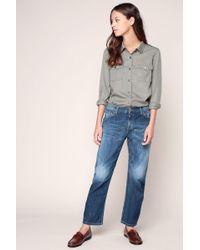 Acquaverde - Boyfriend Jeans - Lyst
