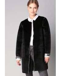 ELEVEN PARIS - Coat - Lyst