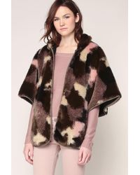 I.CODE By IKKS | Furs / Faux Furs | Lyst