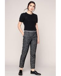 Cacharel   Straight-cut Trousers   Lyst