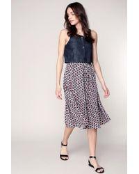 Louche - Mid-length Skirt - Lyst