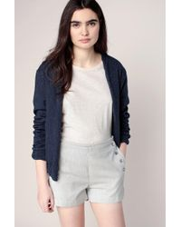 Suncoo - High-waisted Short - Lyst