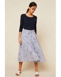 Esprit - Mid-length Skirt - Lyst