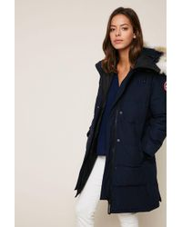 Canada Goose - Quilted Jacket - Lyst
