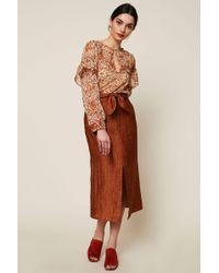MASSCOB - Mid-length Skirt - Lyst