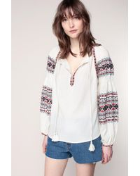 Swildens - Embroidered Tunics - Lyst