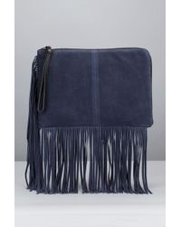Pieces   Clutches / Evening Bags   Lyst