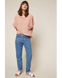 American Vintage - Straight-leg Jeans - Lyst