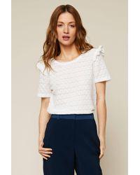 Vila | T-shirts & Polo Shirts | Lyst