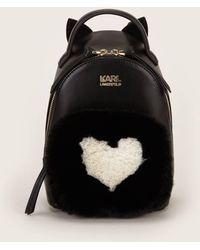 Karl Lagerfeld - Backpack - Lyst