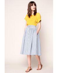 Louche   Mid-length Skirt   Lyst