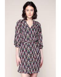 Suncoo - Short Dress - Lyst