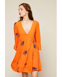 Free People - Short Dress - Lyst