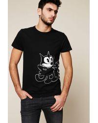 Scotch & Soda - T-shirt - Lyst