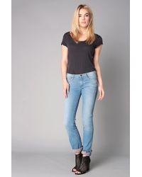 Le Temps Des Cerises - Straight-leg Jeans - Lyst