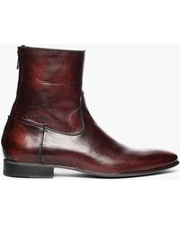 Pete Sorensen - Bootees & Ankle Boots - Lyst