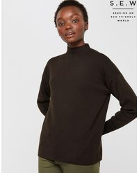 Monsoon - Leigh Recycled Polyester Jumper - Lyst