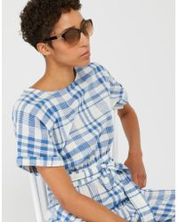 Monsoon - Cynthia Classic Preppy Sunglasses - Lyst