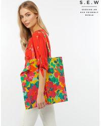 Monsoon - Moana Organic Cotton Shopper Bag - Lyst