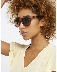 Monsoon - Deanna D-frame Sunglasses - Lyst