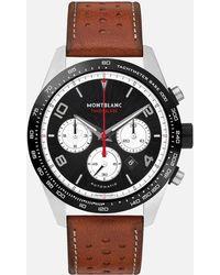 Montblanc Timewalker Manufacture Chronograph - Braun