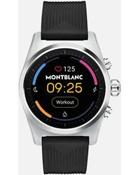 Montblanc Summit Lite Smartwatch - Grau